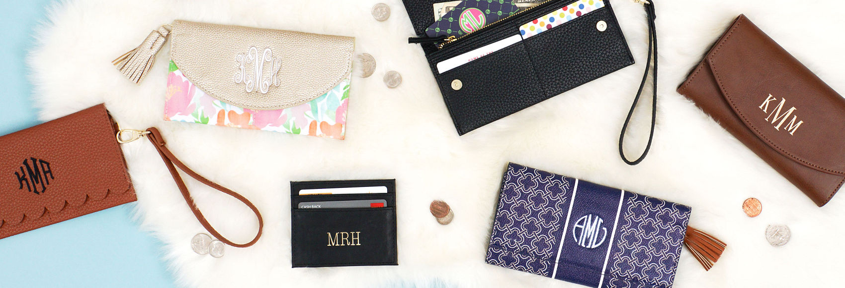 Wallets + Card Cases