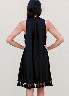 Cruz Dress in Black