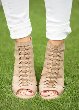 Carefree Chic Sandals