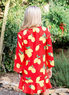 Tenley Tassel Dress