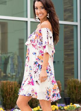 Paradise Found Dress