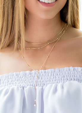 Fun Layers Necklace