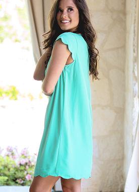 Mint To Live Dress