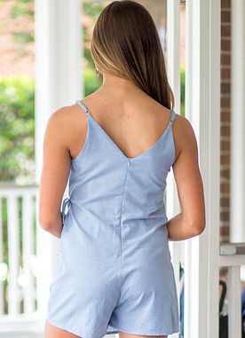 Just For You Romper