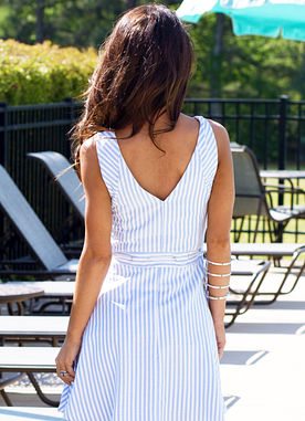 Nantucket Adventure Dress