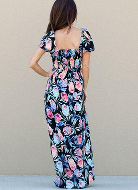Pretty In Paradise Maxi Dress