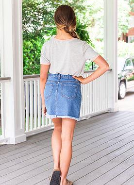 Peak Of Perfection Skirt