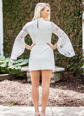 Sheer Perfection Dress