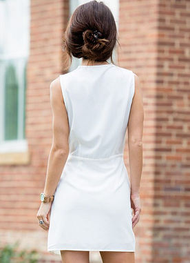 On The Right Path Dress