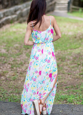 In The Valley Maxi Dress