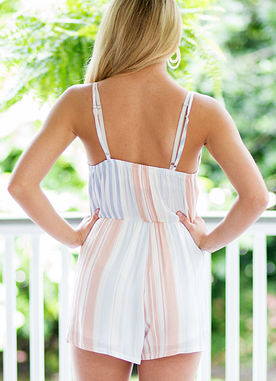 You Have My Heart Romper