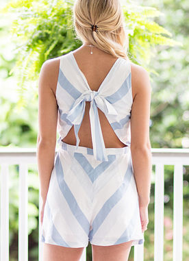 Chase The Waves Romper