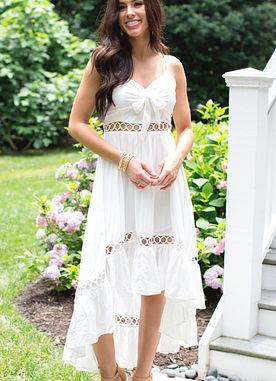 Like A Melody Maxi Dress