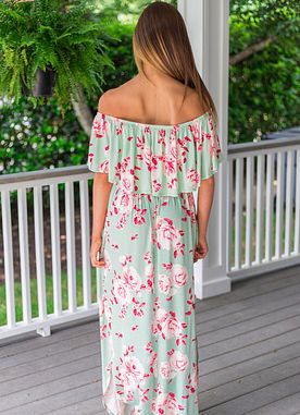 Living The Dream Maxi Dress