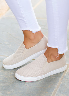 Walk On Out Slip On Sneakers