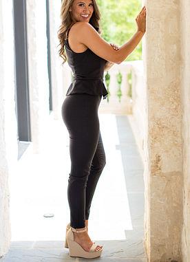 I've Got This Jumpsuit in Black