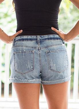 A Little Party Shorts