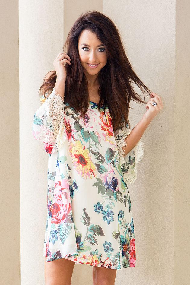 Spring Inspired Dress