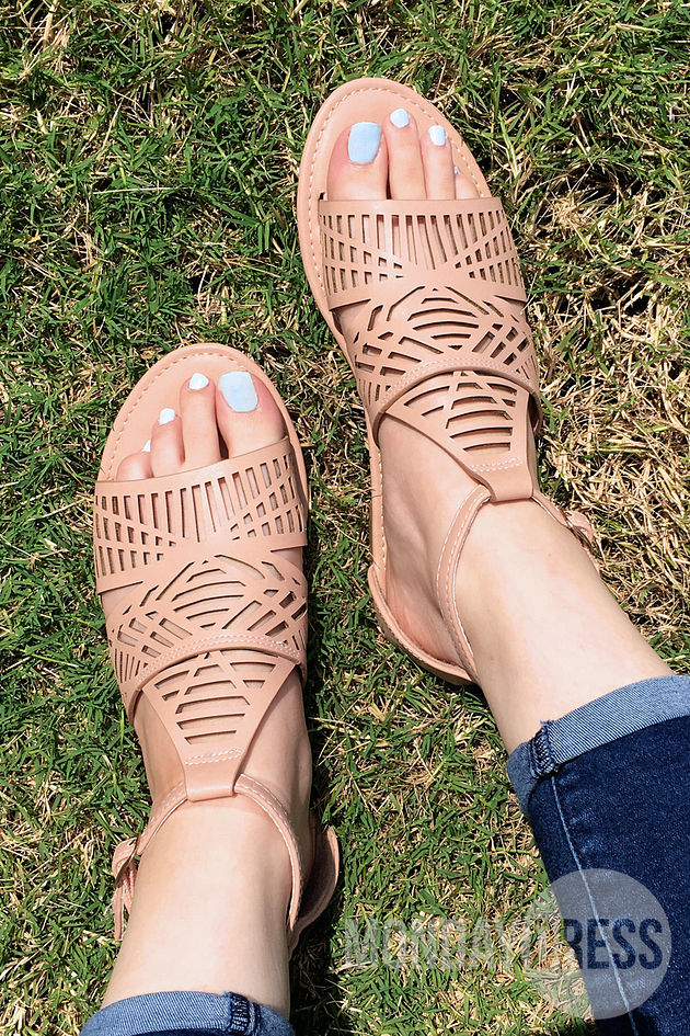 Waiting For The Sun Sandals