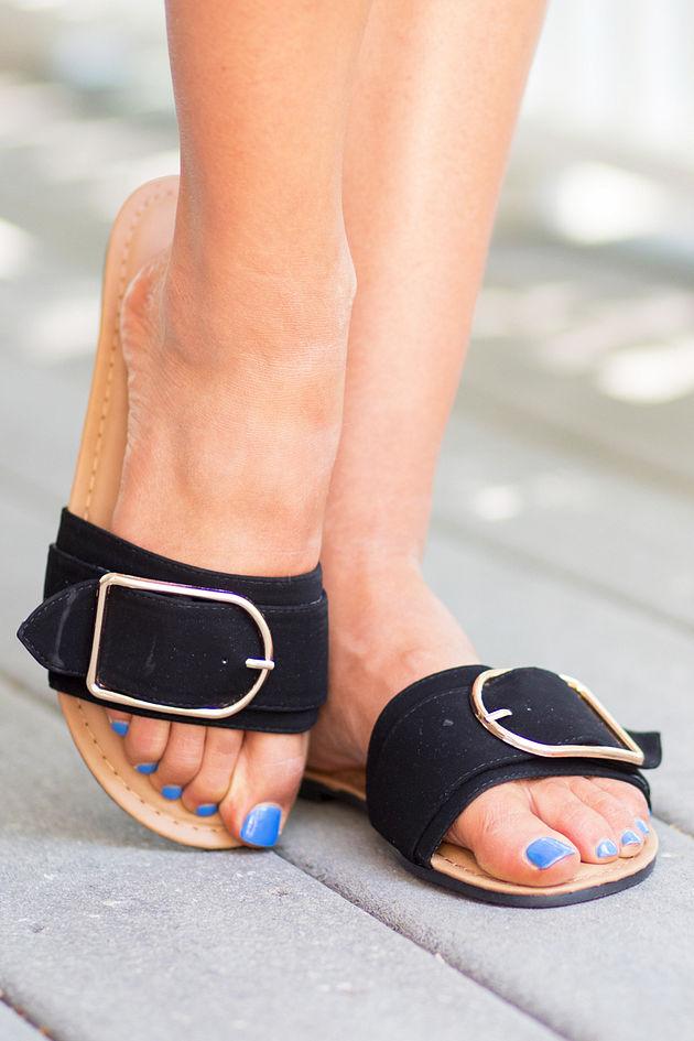 Slip Away Sandals