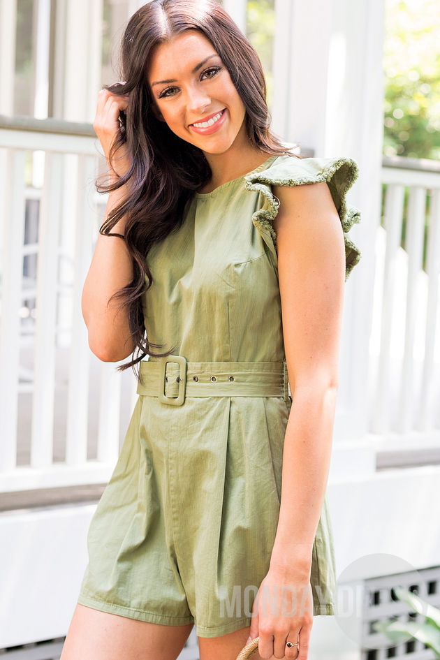 Young & Beautiful Romper