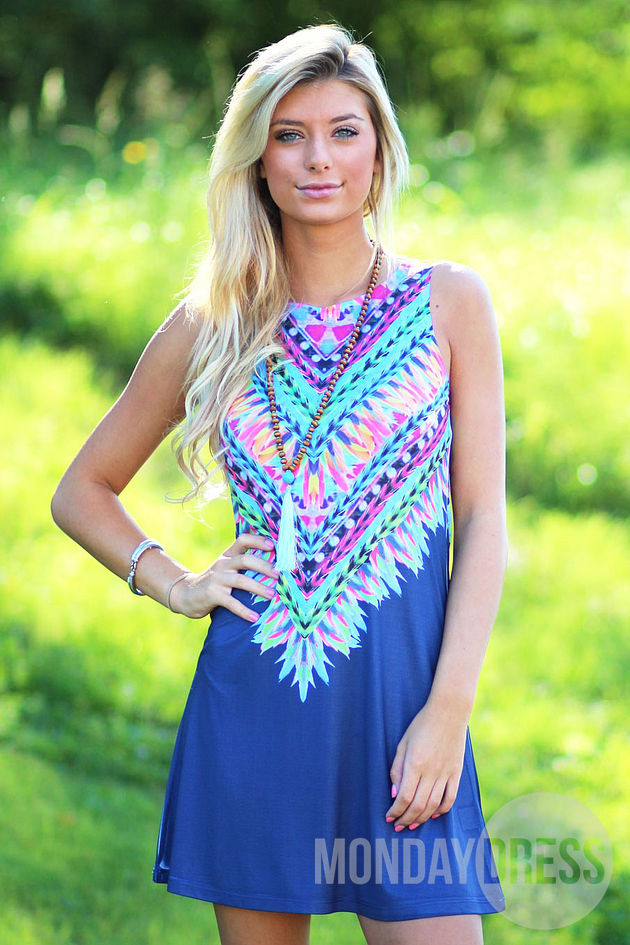 Land of Sunshine Dress