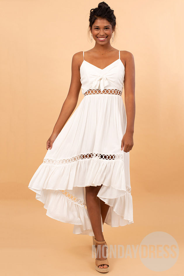 Like A Melody Maxi Dress