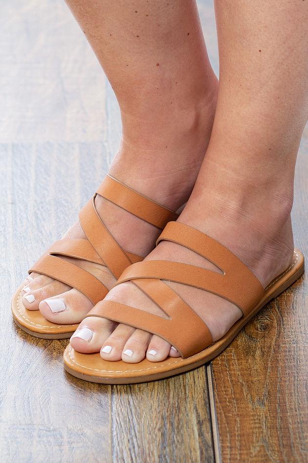 Weekend Ready Sandals