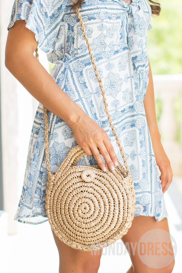 By The Seaside Purse