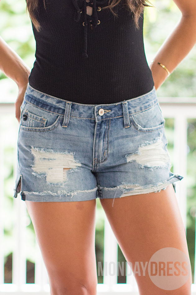 A Little Party Shorts