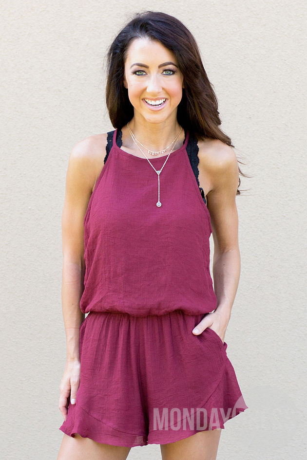 Vineyard Romper