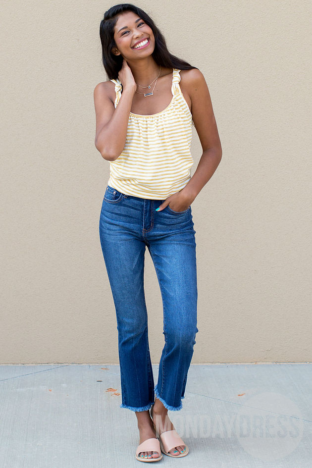 Simply Simple Jeans