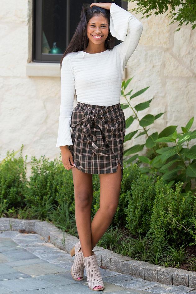 Back In Style Skirt