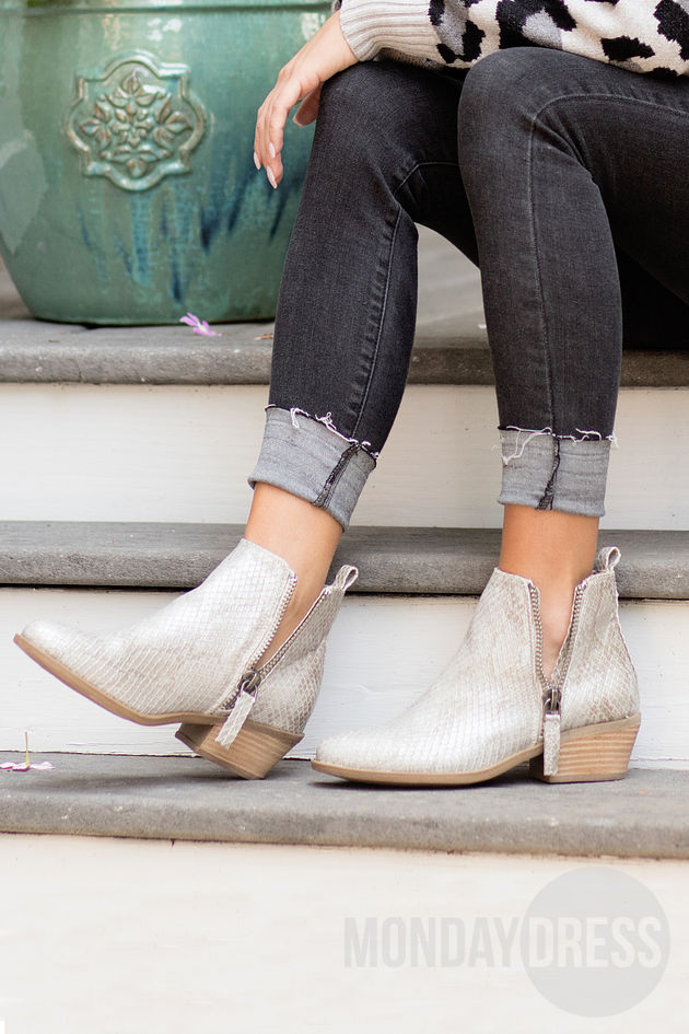The Cassidy Bootie