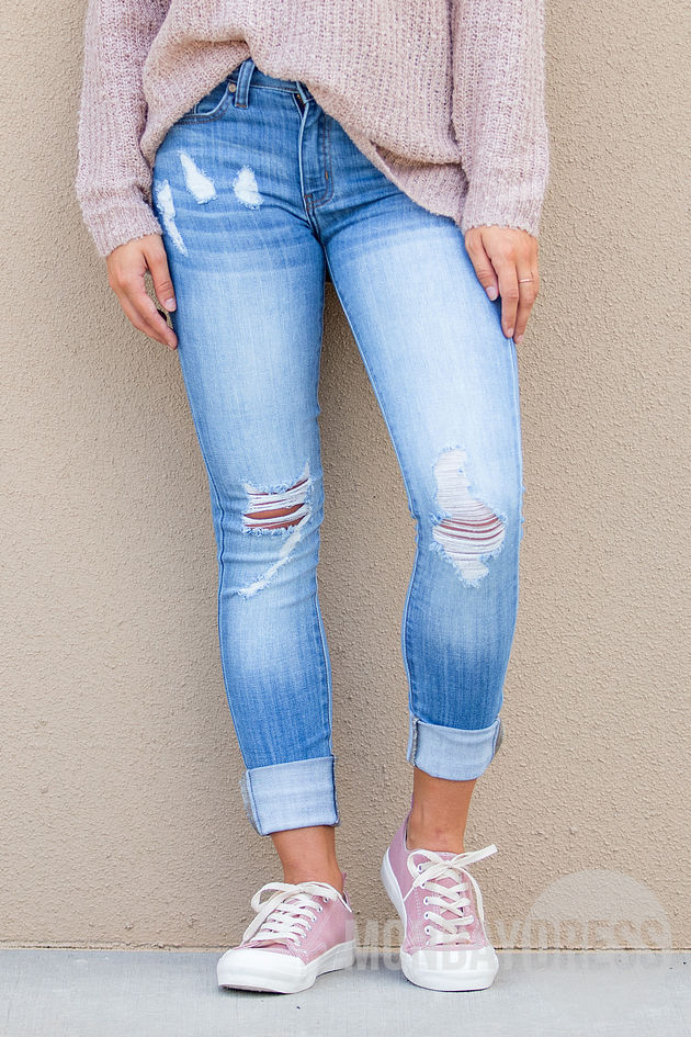 Born and Raised Jeans