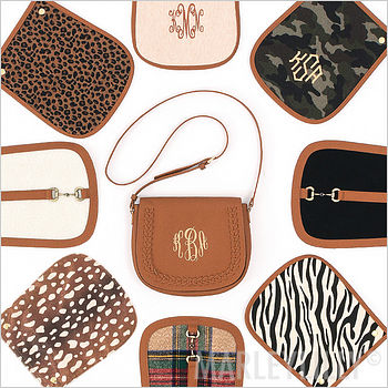 extra flaps for interchangeable crossbody