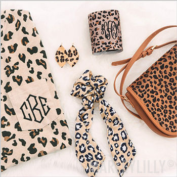 leopard design clothing and accessories