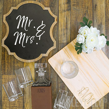 Gifts For the Bride and Groom
