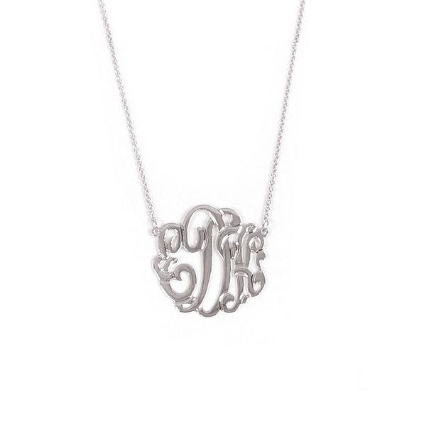 Monogrammed Signature Necklace