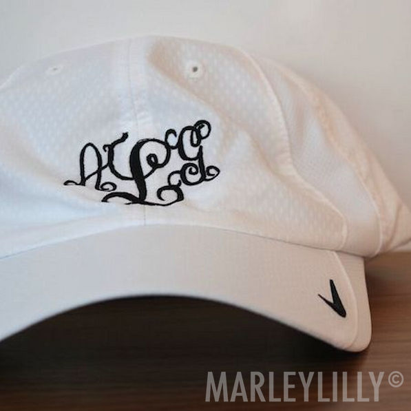 View model info BLOOPER  Monogrammed Nike Sphere Baseball Hat 4db993ebec8