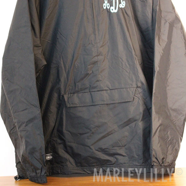 BLOOPER Monogrammed Pullover Rain Jacket. View model info 8d1d5e0c0a97