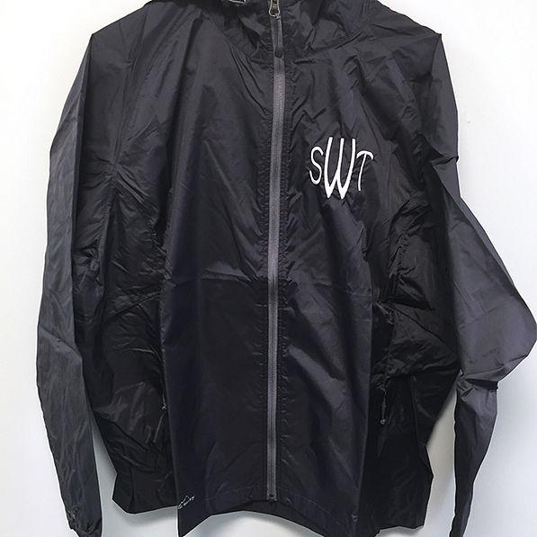 BLOOPER: Monogrammed Eddie Bauer Windbreaker Jacket