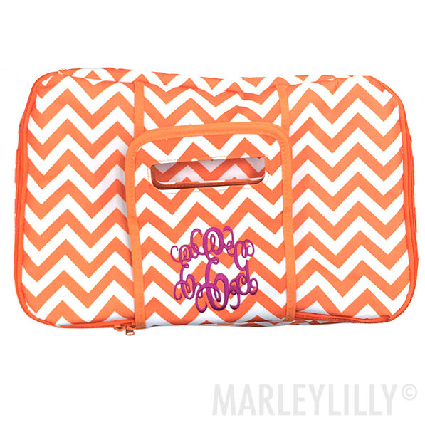 BLOOPER: Monogrammed Insulated Casserole Tote