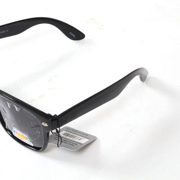 BLOOPER: Monogrammed Polarized Sunglasses
