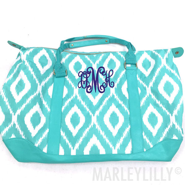 BLOOPER: Monogrammed Sullivan Weekender Bag