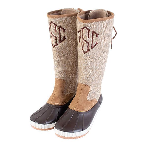 Tall Duck Boots for Women – Winter
