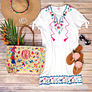 mexicali embroidered summer dress