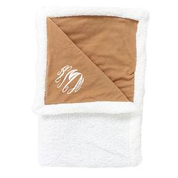 Personalized Sherpa Blanket
