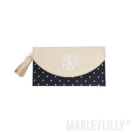 Personalized Wallets Amp Monogrammed Leather Card Cases Marleylilly