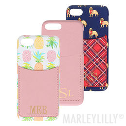 Monogrammed Phone Case
